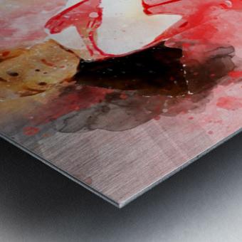 giana Metal print