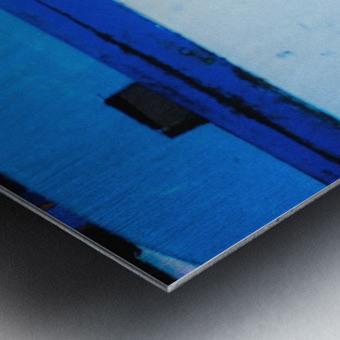Boat - LXX Metal print