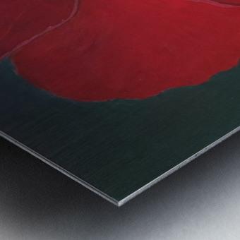 Hibiscus Impression metal