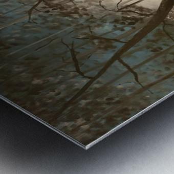 Idyll Metal print