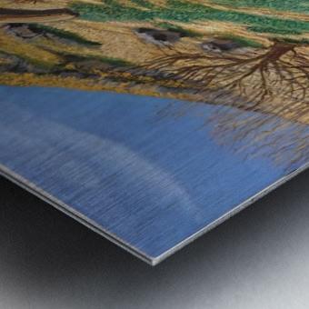 Path to Rydal Mount Impression metal