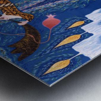 1987 022 Metal print