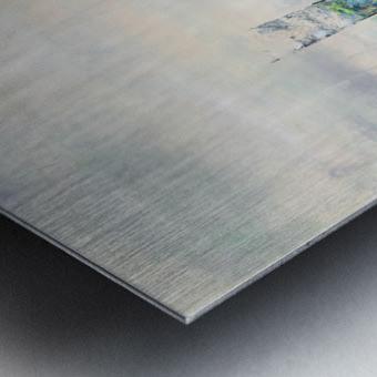 Uptown II Metal print