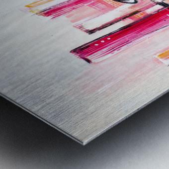 Pink Lady Metal print