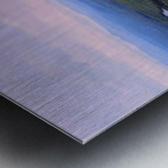 Spruce Mountain Metal print