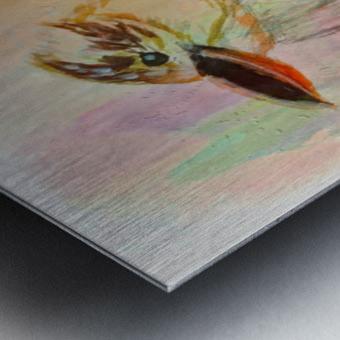 Kookaburra Bird  Metal print