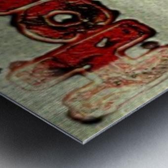 Holy Scriptures 7 Metal print