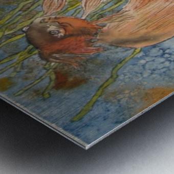 Fish 2 Metal print