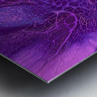 abstract b art17 Metal print