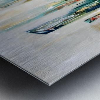 Uptown XXV Metal print