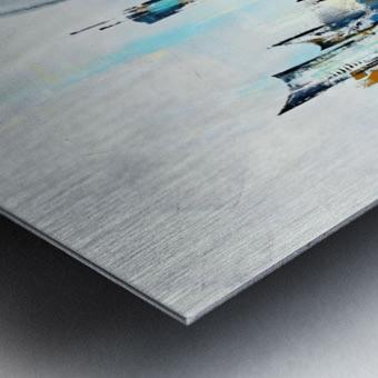 Uptown XXVI Metal print