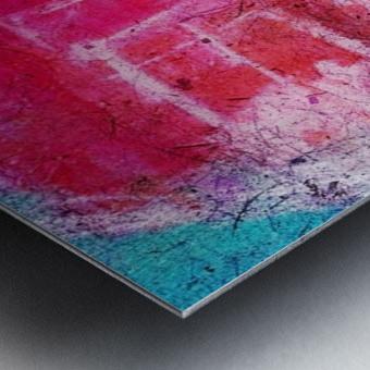 Prismo Metal print