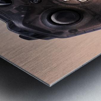 Gaming Controller v3 Metal print