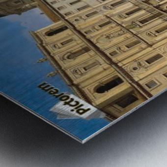 Piazza Navona Metal print