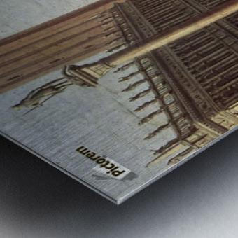The Piazzetta from the Bacino di San Marco Metal print