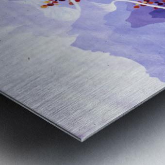 1990 030 Metal print