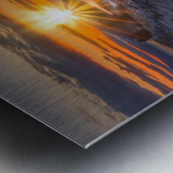 Couche soleil Penouille Impression metal