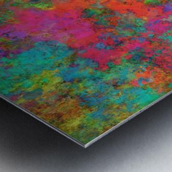 The spark Metal print
