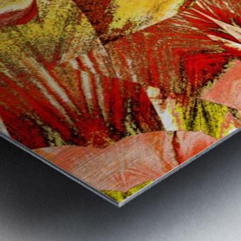 Wildflower In The Wind 2 Metal print