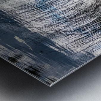 water circles Metal print
