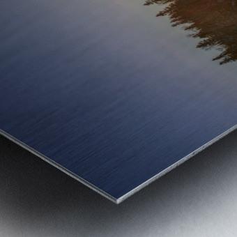 lac Sebastien Metal print