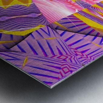 Lotus In The Pink 4 Metal print