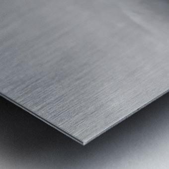 Lofoten 1 Stylized Metal print