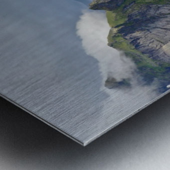 Lofoten 2 Metal print