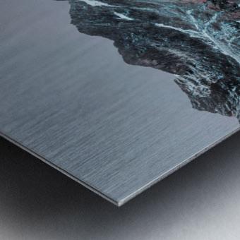 Color change Metal print