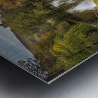 Craig-y-Nos Country park Metal print