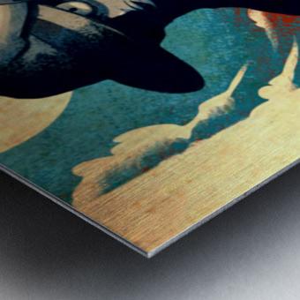 Luffy ONE PIECE Metal print