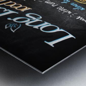 Long Island iced tea Metal print