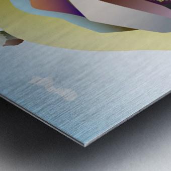 Curt Gowdy Metal print