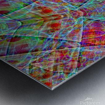 A.P.Polo - Bandsalat Metal print