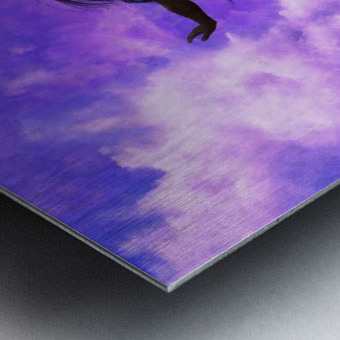 The Dancers 1.2 Male Metal print