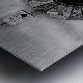 MONTEPULCIANO Metal print