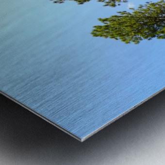 Blue Sky Impression metal