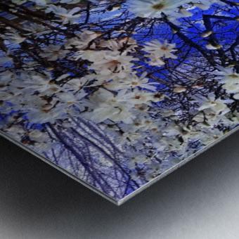 tree39 Metal print