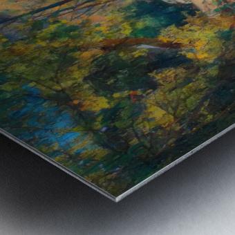 Ojai canyons Metal print