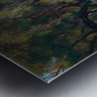 Rolling hills 2 Metal print