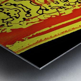 LINGAMS 1232  Metal print