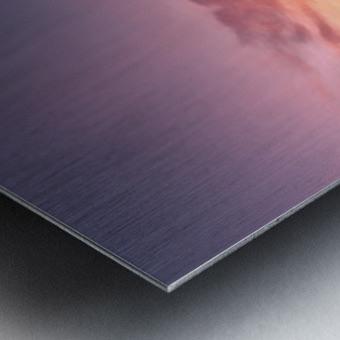 Martello Metal print