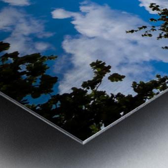 Turquoise Waters & Blue Skies Metal print