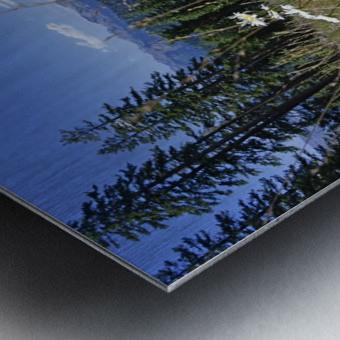 Sierra Nevada in Spring 5 of 8 Metal print