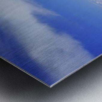 The Great Salt Lake 7 of 7 Metal print
