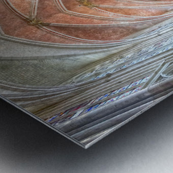 Immortal Cathedrale Saint Etienne 2 of 6 Metal print