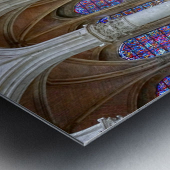 Immortal Cathedrale Saint Etienne 5 of 6 Metal print