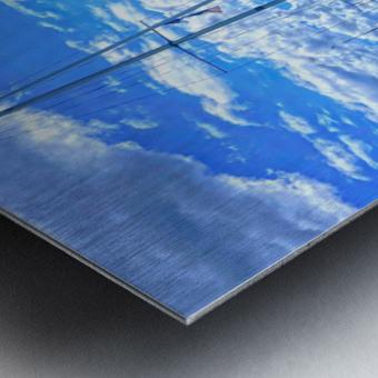 Inland Harbor Netherlands 2 of 5 Metal print