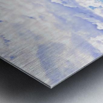 Inland Harbor Netherlands 1 of 5 Metal print