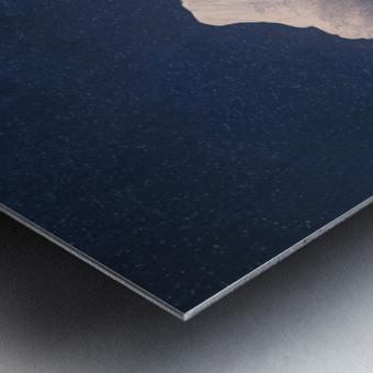 Mt. Cheam Range In Snow Metal print
